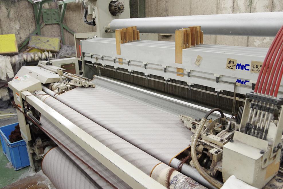 ドビー織り機