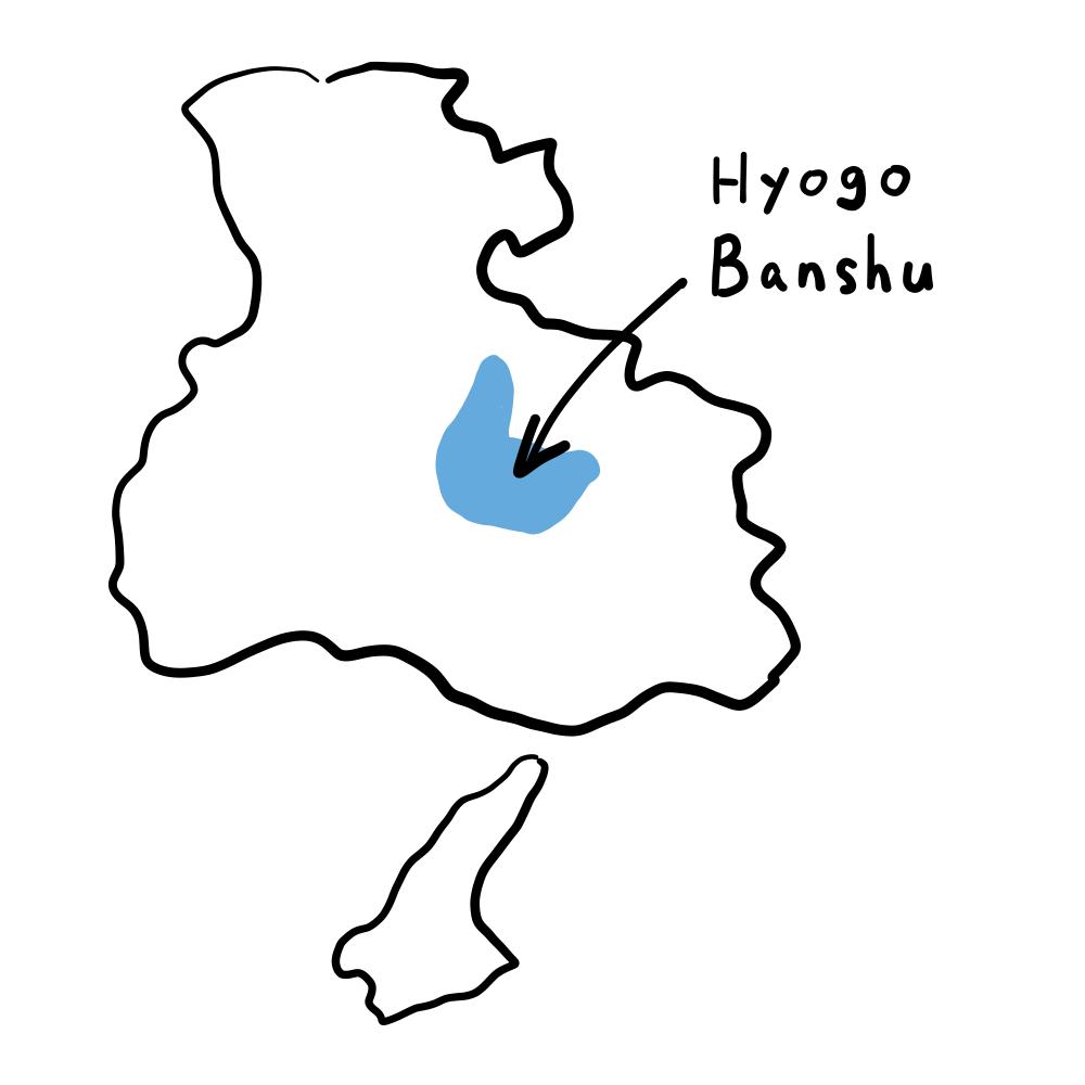 兵庫県播州織産地